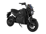 Daymak  EM1 500W, 72V  Black, Electric Scooter