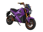 Daymak  EM1 500W, 72V  Purple, Electric Scooter