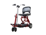 Boomerbuggy Transporter 270W, (Red) DEMO