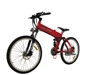 Daymak  Arsenal 350W 36V  Red, Electric Bicycles