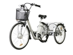 Daymak  Florence 500W 48V  White, Electric Bicycles