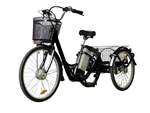 Daymak  Florence 500W 48V  Black, Electric Bicycles
