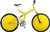 Daymak  Shadow 350W, 36V  Yellow, Electric Bicycles