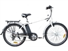 Daymak  Vermont 250W, 24V  White , Electric Bicycles