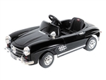 Daymak Mercedes Benz Black, Ride on Toy Car