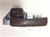 92-96 Camry Interior Door Handle LH - Brown
