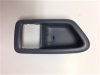 97-01 Camry Interior Door Handle Case RH - Gray