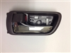 02-06 Camry Interior Door Handle LH - Chrome/Gray