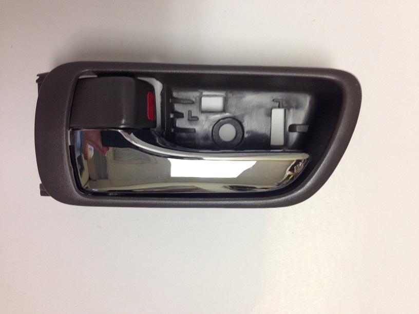 fits Toyota Inside Interior Door Handle Front Rear Left Driver Side Gray