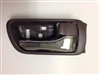 02-06 Camry Interior Door Handle RH - Chrome/Brown