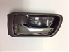 02-06 Camry Interior Door Handle LH - Chrome/Brown