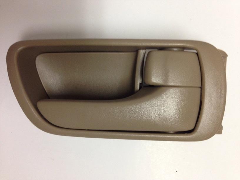 RH PASSENGER INSIDE INTERIOR DOOR HANDLE GREY FOR 02-06 TOYOTA CAMRY TO1353124