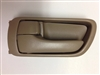 02-06 Camry Interior Door Handle LH - Beige