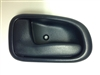 93-97 Corolla Interior Door Handle LH - Blue