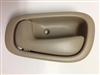 98-02  Corolla Interior Door Handle LH - Beige