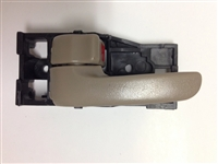 00-04 Tundra (regular cab/access cab) Interior Door Handle LH - Beige
