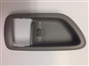 00-06 Tundra (double cab) Interior Door Handle Case RH - Gray