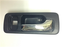 90-93 Accord 4DR Interior Door Handle RH - Blue