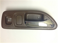 94-97 Accord 4DR Interior Door Handle RH - Brown