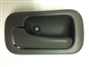 92-95 Civic 4DR Interior Door Handle LH - Black