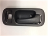 92-95 Civic 4DR Interior Door Handle RH - Black