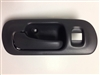 96-00 Civic 4DR Interior Door Handle LH - Black