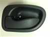 95-99 Accent Interior Door Handle LH - Gray