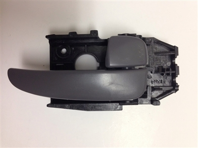 01-06 Elantra Interior Door Handle RH - Gray