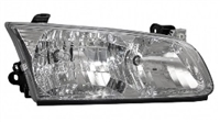2000-2001 TOYOTA CAMRY HEADLAMP ASSEMBLY RH (PASSENGER)
