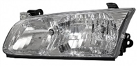 2000-2001 TOYOTA CAMRY HEADLAMP ASSEMBLY LH (DRIVER)