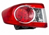 2011-2013 TOYOTA COROLLA TAIL LAMP UNIT QUARTER MOUNTED LH (DRIVER)