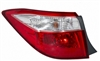 2014-2015 TOYOTA COROLLA TAIL LAMP ASSEMBLY QUARTER MOUNTED LH (DRIVER)
