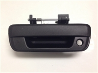 04-08 Pick-Up tailgate handle w/ keyhole