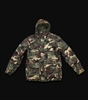 Coated Camo Field Jacket