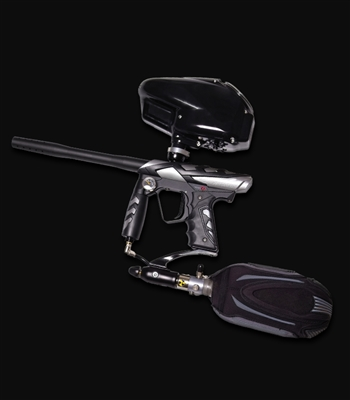 Elite Paintball Gun Combo