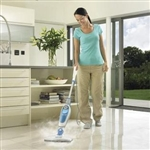 Black and Decker SM1620 Steam Mop with Smart Select Technology