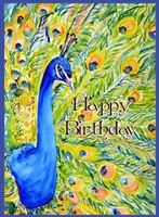 Peacock Birthday
