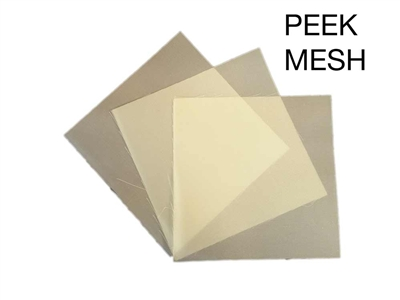 FCPEEK - PEEK Mesh to Embed & Peel