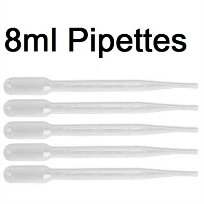 FCPS - Pipettes, 5 pack