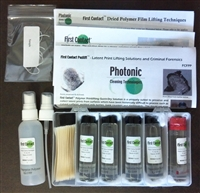 FPP - First Contact Fingerprint Polymer Kit