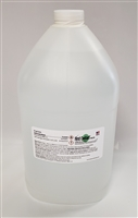 Spray - NVX Formula:  1 Gallon Sanitizer Spray Refill