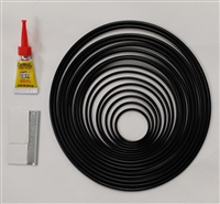 "Oring Kit - 1"" to 4.75"""