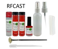 RFCAST - Red First Contact Combo Assortment Kit (SCT Owners Read Description Carefully)