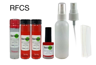 RFCS - Red First Contact Starter Kit (SCT Owners Read Description Carefully)