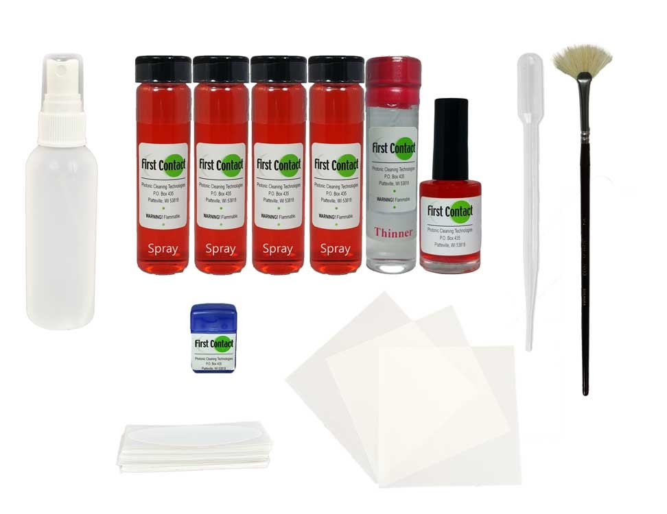 RSFCDA - Red Spray Deluxe Astronomy Kit (SCT Owners Read Description Carefully)