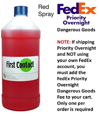 RSFCL - Red Spray First Contact 1000 ml