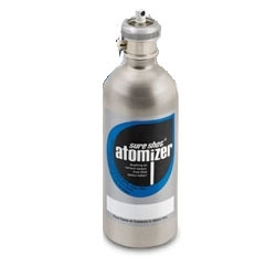 S8AR - Aluminum Sprayer, 8 oz Reusable
