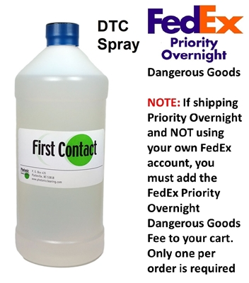DTC Spray Formula First Contact 1 Liter Bottle
