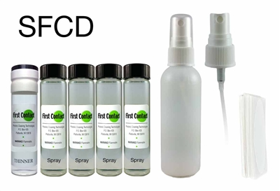 SFCD - Spray First Contact Deluxe Kit