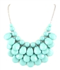 Blue Haven Bead Necklace